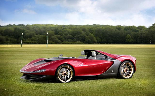 Ferrari Pininfarina Sergio — $ 3 млн