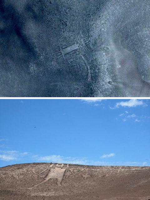 Удивительные снимки, которые можно увидеть на Google Maps 1