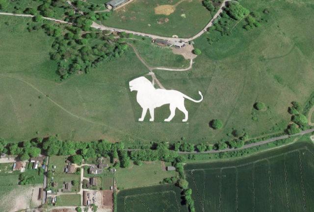 Удивительные снимки, которые можно увидеть на Google Maps 4