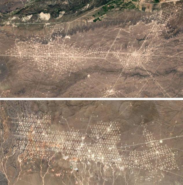 Удивительные снимки, которые можно увидеть на Google Maps 7
