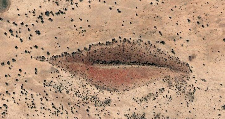 Удивительные снимки, которые можно увидеть на Google Maps