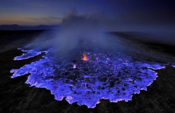 Потрясающие природные явления от которых захватывает дух