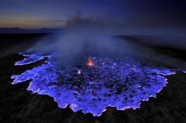 Потрясающие природные явления от которых захватывает дух 2