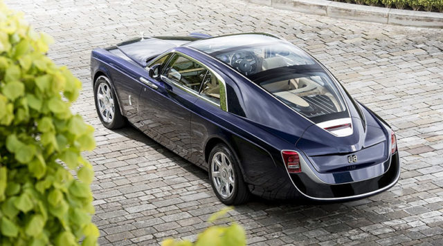 Rolls-Royce Sweptail – $ 12,8 млн