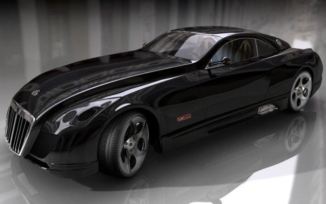 Mercedes- Benz Maybach — $ 8 млн