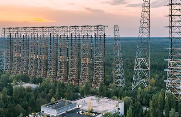 Фото Чернобыля сейчас - спустя больше 30 лет