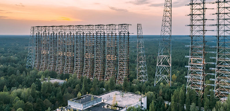 Фото Чернобыля сейчас — спустя больше 30 лет