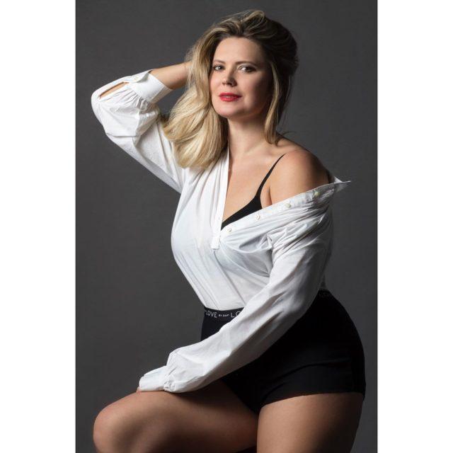 Катя Жаркова - Модель plus size из Минска - фото 3