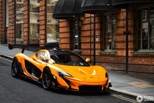 McLaren P1 LM — $ 3,6 млн