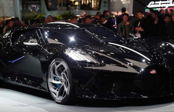 Самые дорогие автомобили за последние десятилетия