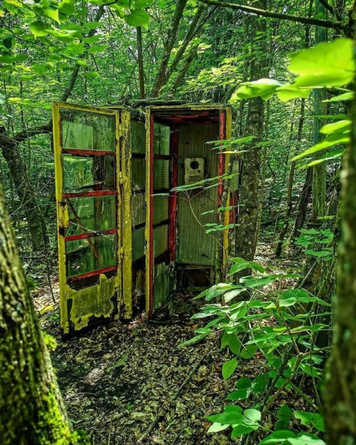 Фото Чернобыля сейчас - спустя больше 30 лет 6