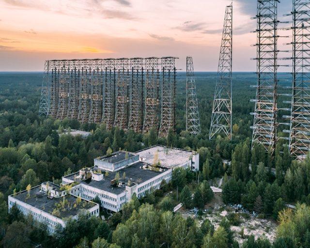 Фото Чернобыля сейчас - спустя больше 30 лет 7