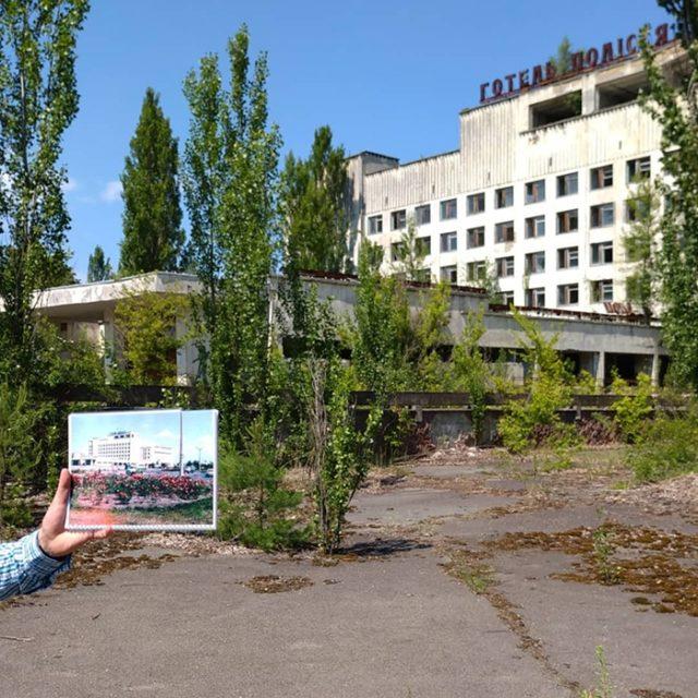 Фото Чернобыля сейчас - спустя больше 30 лет 5