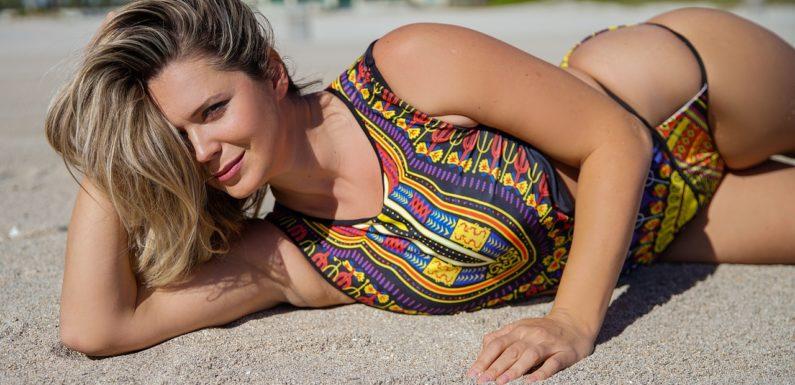 Катя Жаркова – Модель plus size из Минска – фото