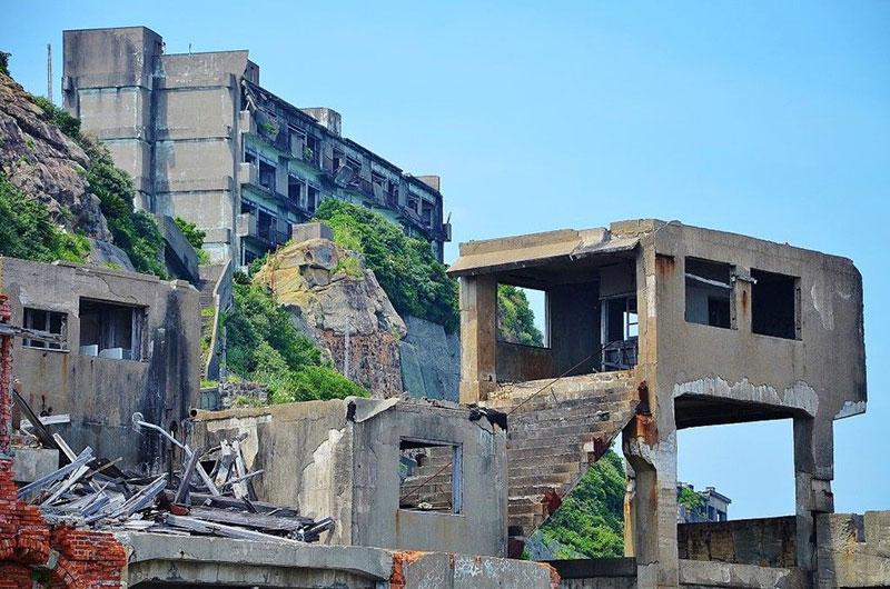 Города-призраки с великолепной и страшной историей - фото и описание затерянных городов 16