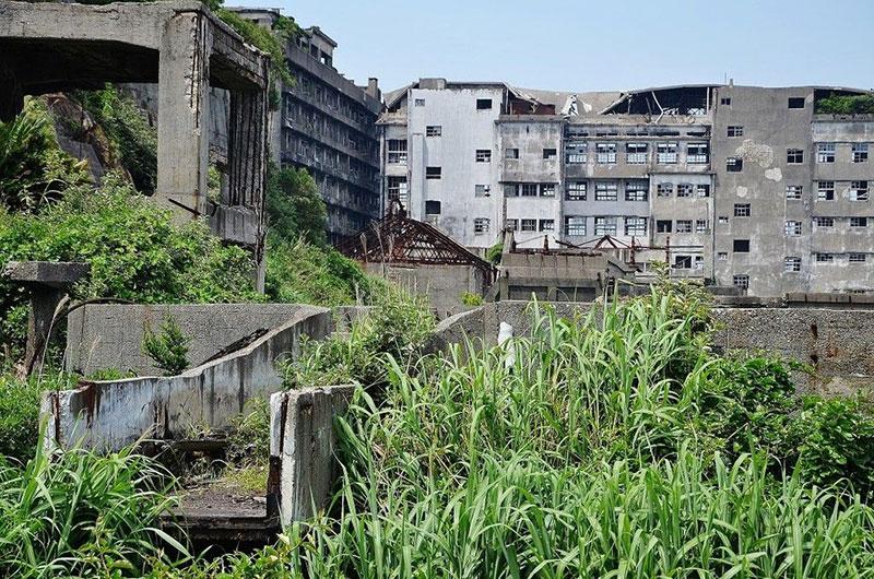 Города-призраки с великолепной и страшной историей - фото и описание затерянных городов 17