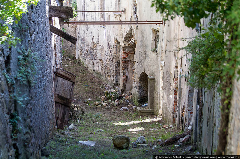 Города-призраки с великолепной и страшной историей - фото и описание затерянных городов 11