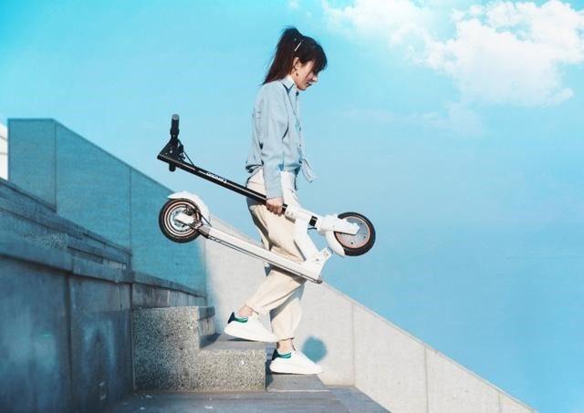 Lenovo Smart Electric Scooter M2 - Электросамокат от Леново - Неожиданно? 1