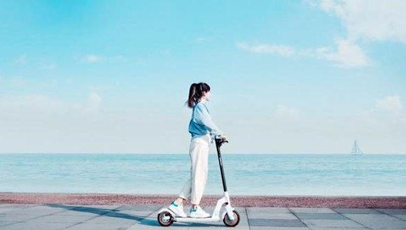 Lenovo Smart Electric Scooter M2 — Электросамокат от Леново — Неожиданно?