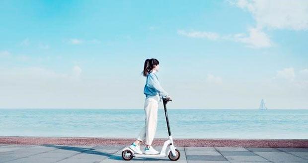Lenovo Smart Electric Scooter M2 – Электросамокат от Леново – Неожиданно?