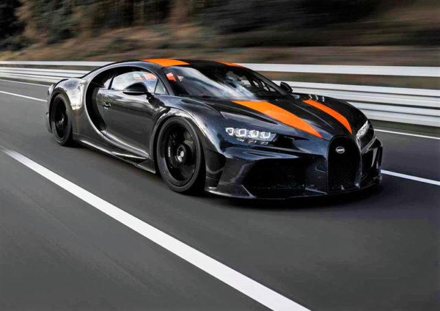 Самые быстрые автомобили в мире на 2020 год - Топ-10 9