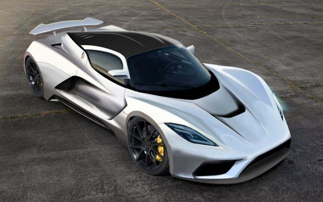Самые быстрые автомобили в мире на 2020 год - Топ-10 10