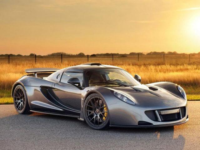 Самые быстрые автомобили в мире на 2020 год - Топ-10 8