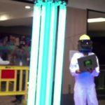 Сингапур создал робота, который поможет бороться с коронавирусом 3
