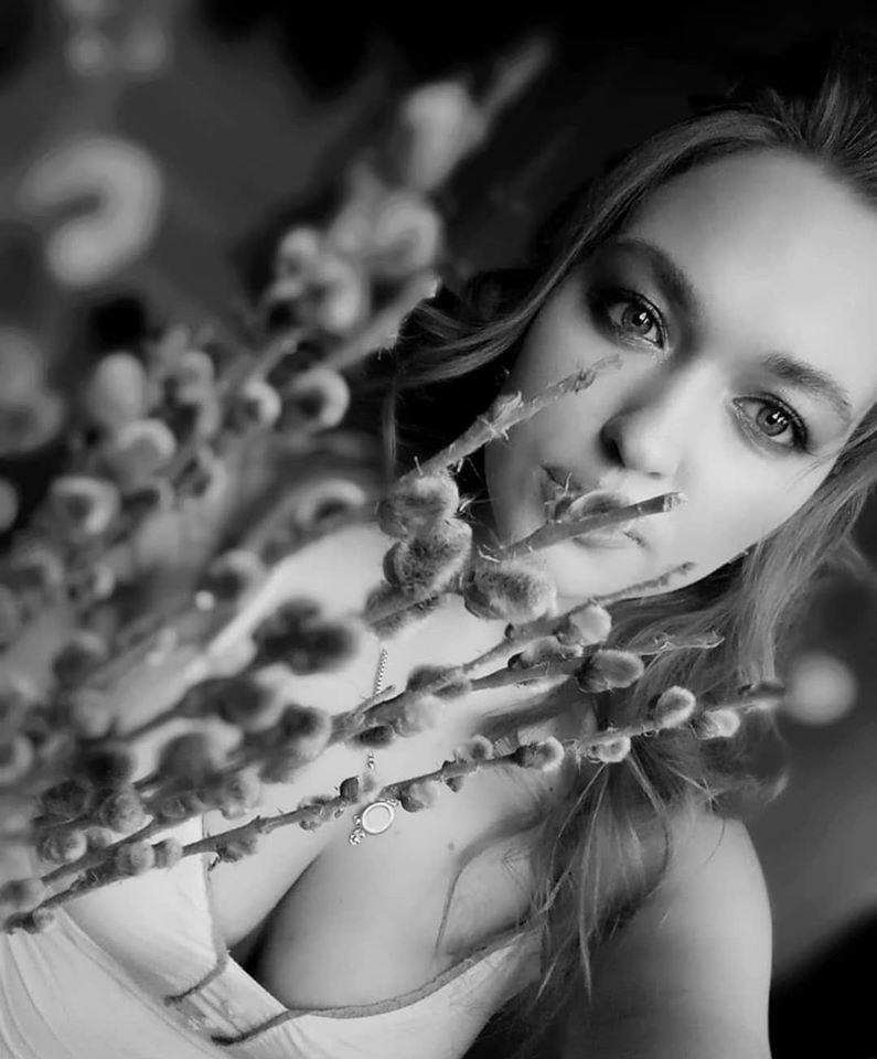 Красивые черно-белые фотографии девушек 3