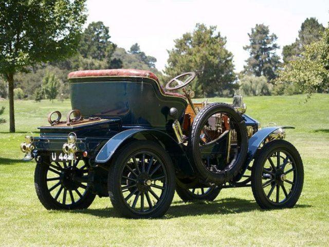 Rolls-Royce 1904 года