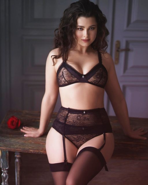 Модели Плюс Сайз - Фото женщин plus size в моде! 11