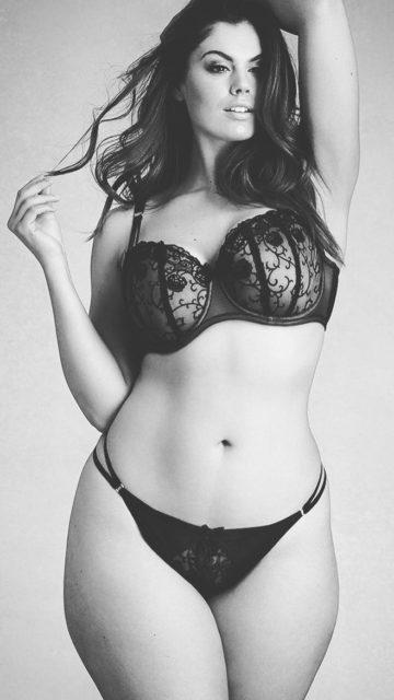 Модели Плюс Сайз - Фото женщин plus size в моде! 12