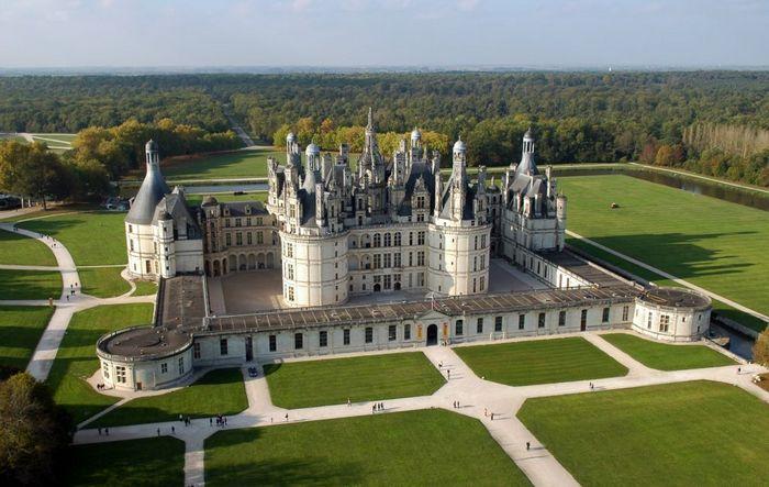 Самые красивые и самые древние замки в Мире 2