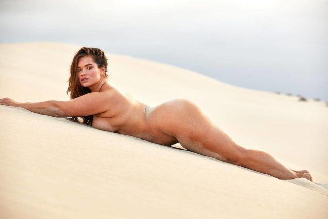Девушки Сайз-Плюс (Plus Size) в купальниках и нижнем белье - Это надо видеть! 33