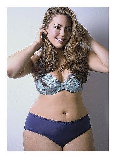 Модели Плюс Сайз - Фото женщин plus size в моде! 1