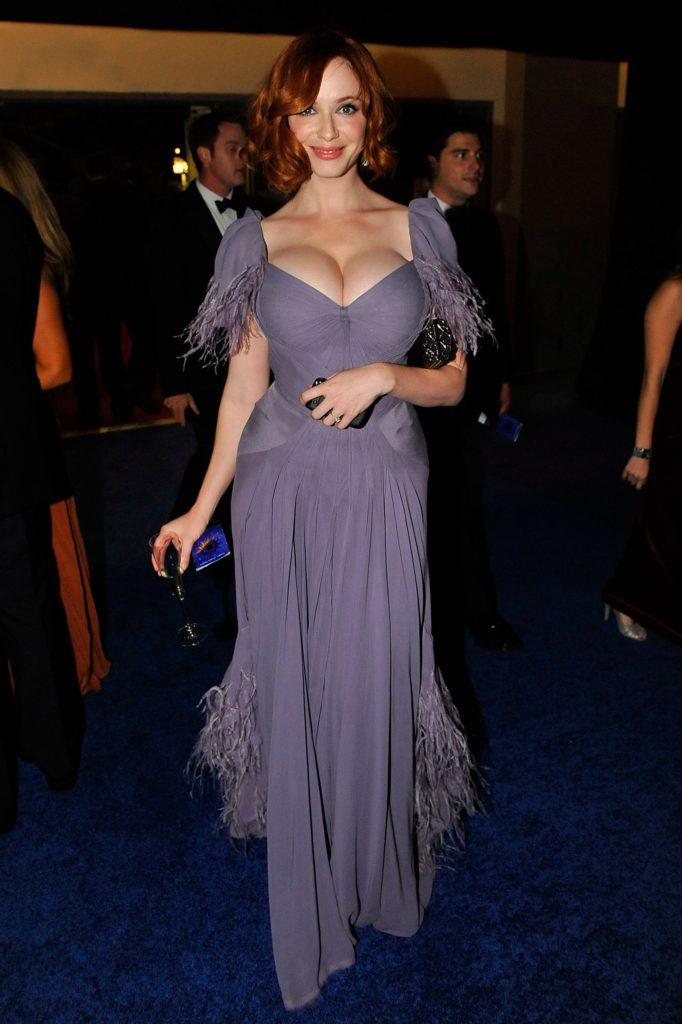 Кристина Хендрикс - одна из самых успешных актрис Plus Size - секреты успеха 9