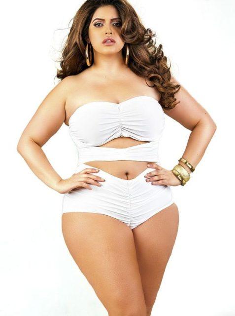 Модели Плюс Сайз - Фото женщин plus size в моде! 17