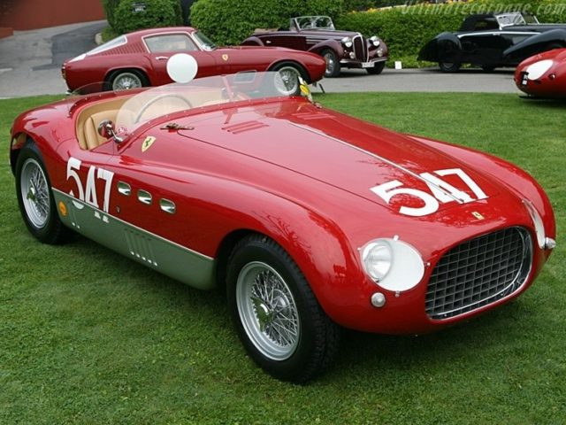 Ferrari 340 ММ