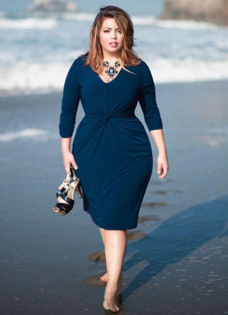 Модели Плюс Сайз - Фото женщин plus size в моде! 18