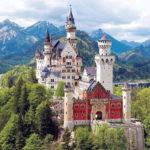 Самые красивые и самые древние замки в Мире 11