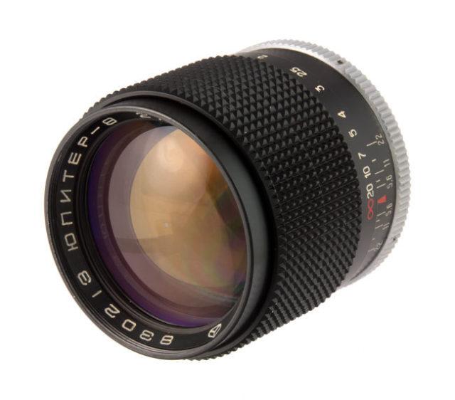 Лучшие советские объективы для зеркальных фотокамер Canon 5