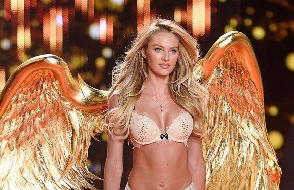Кэндис Свейнпол – южноафриканская красотка из Victoria's Secret