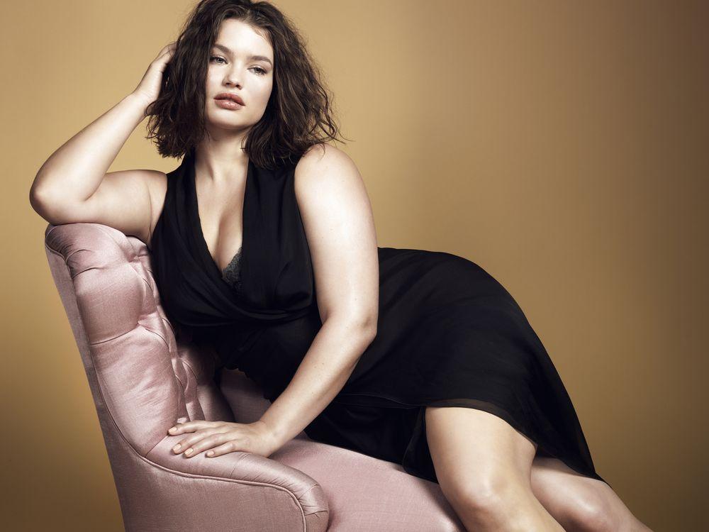 Крупные женщины: фото красивых больших женщин 9