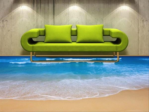 Наливные 3D полы