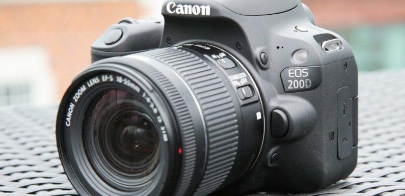 Обзор фотоаппарата Canon EOS 200D