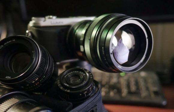 Лучшие советские объективы для зеркальных фотокамер Canon