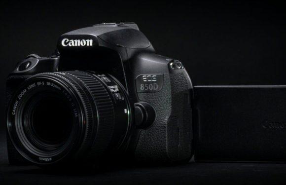 Обзор фотоаппарата Canon EOS 850D