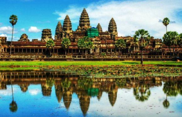 Ангкор (Камбоджа) – удивительный храмовый комплекс