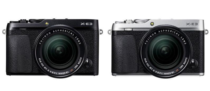 Обзор фотоаппарата Fujifilm X-E3 — еще одна новинка Фуджифилм