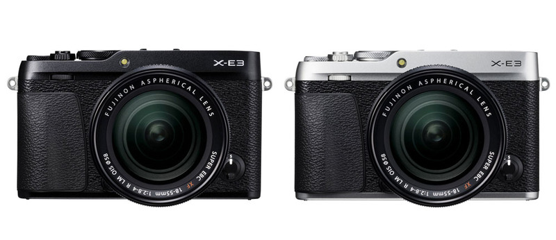 Обзор фотоаппарата Fujifilm X-E3 - еще одна новинка Фуджифилм
